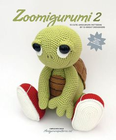 Found on amigurumipatterns.net...  What an awesome book, anyone wanna buy it for me for my birthday??