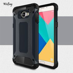 Cover For Samsung Galaxy A9 Case A9000 Hybrid Durable Armor TPU & PC Case For Samsung A9 Handsome Business Style Phone Fundas