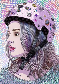 Fionna Fernandes Illustrator - Portraits, Fashion, Editorial and Advertising Illustrations