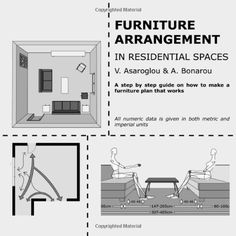Furniture arrangement: in Residential spaces by Vasiliki Asaroglou http://www.amazon.com/dp/1494270501/ref=cm_sw_r_pi_dp_bbgbwb0VVAM7F