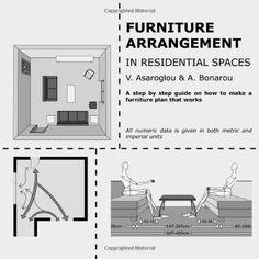 Furniture arrangement: in Residential spaces by Vasiliki Asaroglou http://www.amazon.com/dp/1494270501/ref=cm_sw_r_pi_dp_bbgbwb0VVAM7F