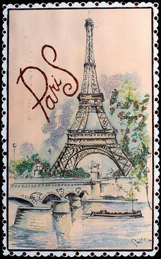 Printable Paris