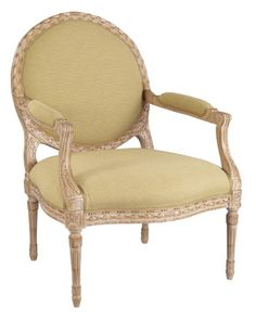 Louis J Solomon Armchair