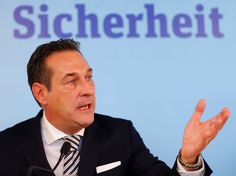 A far-right Austrian party leader wrote foreward to xenophobic book he didn't read