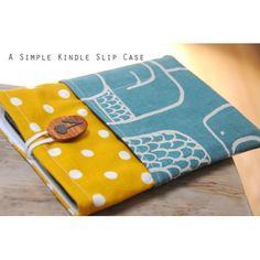 Kindle Case DIY Project 1