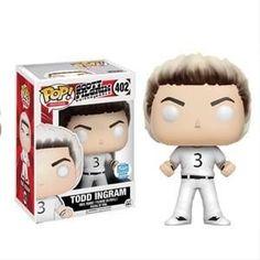 POP! Vinyl Scott Pilgrim Todd Ingram (Funko Limited 2500 pieces)