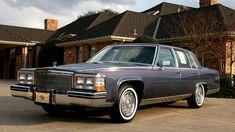 cadillac fleetwood | Cadillac Fleetwood 1984
