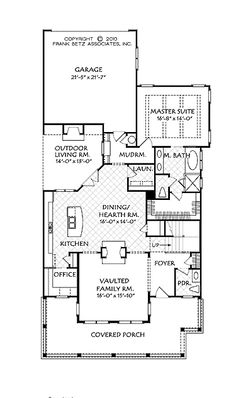 1000 images about lake plan on pinterest floor plans for Narrow lake house plans