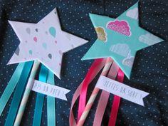 Aujourd'hui un DIY hyper simple pour toutes les petites princesses et autre…