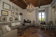 Villa Laura - living room