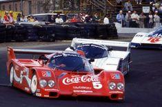 Bob Akin's Porsche 956