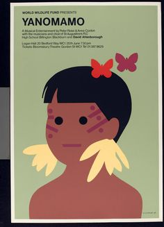 TomEckersley,WWF[WorldwideWildlifeFund]poster