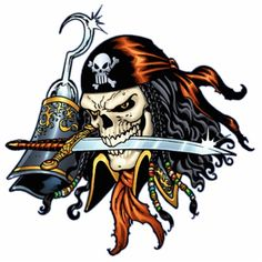 skull_pirate_with_sword_and_hook_by.jpg Photo by ozhopper   Photobucket