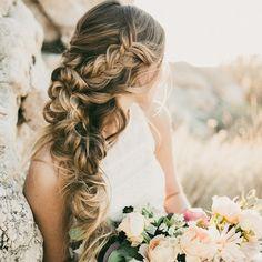 Hair & Make-up by Steph on Instagram | Instagram Hair Tutorials | Bridal Musings Wedding Blog