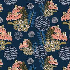 teresa.chan.rogol Midnight garden #makearteveryday #patterncampweeklychallenge #artoftheday #repeatpattern #dailyart #surfacedesign #surfacepattern #pattern #garden #textiledesign #wip #art #illustration #sketch #patterns #surfacespatterns