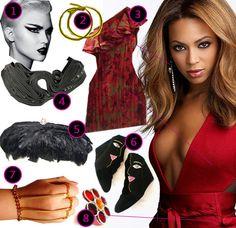 DIY The Look: Beyonce
