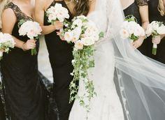 KT MERRY | Black Tie Vizcaya Wedding | Miami, Florida