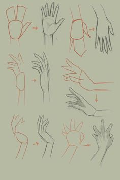 hands - Art References