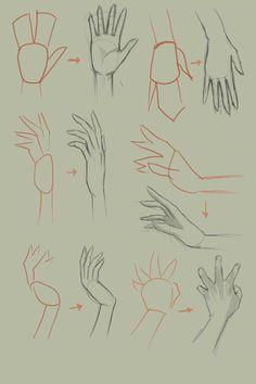 hands - Art References