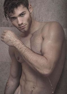 Pin on Men 03 Hairy Chest, Cute Boys, Male Models, Beautiful Men, How To Look Better, Hot Guys, Eye Candy, Abs, Muscle