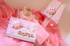 Atelier - Boutique D' Caroline: Kit higiene e abajur para o quarto da Sofia!