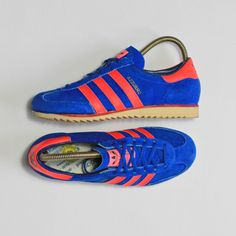 One of the holy grails of adidas 70s culture - Adidas Azzurro's 1974