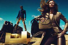 Gucci F/W 2010 Ad Campaign