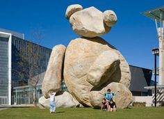 10 Free and Fun Things to Do with Kids in San Diego: Go on a sculpture walking tour.