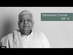 10 Day Vipassana Course - Day 9 (English) - YouTube Vipassana Meditation Retreat, Meditation Practices, Mindfulness Meditation, Guided Meditation, Meditation Youtube, Mindfulness Exercises, How To Stay Motivated, Spiritual Awakening, 10 Days