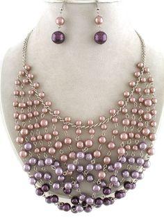 Stone Pearl Jewelry