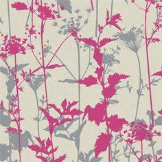 Harlequin Nettles Wallpaper By Clarissa Hulse