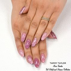 Which rose will you be picking from the Tammy Taylor Rose Garden Collection? TammyTaylorNails.com