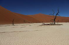 Deadvlei, Namib-Naukluft Park, Namibia