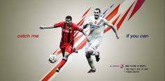 'Catch me if you can' FC서울 vs 경남FC  2014 K리그 클래식 #fcseoul #football #soccer #sports #poster #design
