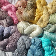 Bamboo Yarn for Knitting