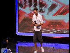 Danyl Johnson - X Factor - GREATEST AUDITION EVER