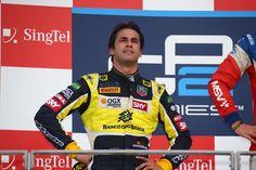 Sem enrolação, perguntamos ao jovem piloto brasiliense o que ele está armando para esta temporada.