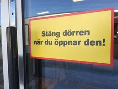 Hur i hela friden går det här till? Funny Facts, Funny Signs, Funny Jokes, Hilarious, Have A Laugh, Laugh Out Loud, Puns, The Funny, Cool Words
