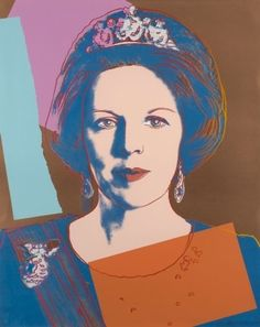 Queen Beatrix of the Netherlands (FS II338)