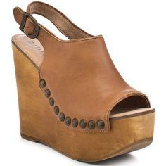 High Heels.... ZiGi Girl    Mikaila - Tan Leather