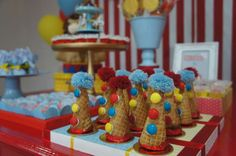 Gabriel and Leticia's Circus Party | CatchMyParty.com