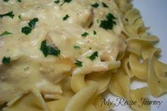 Creamy Italian Crockpot Chicken