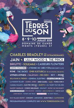 [CONCOURS] Festival Terres Du Son, programmation 2016 et pass à gagner !