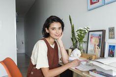 Cara Uriarte: Illustrator: Sydney