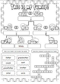 Create your own tree family