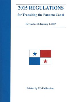 2015 Regulations and Navigation in Panama Canal Waters