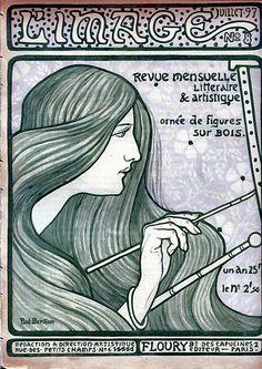 Affiche de Paul Berthon