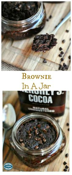 Brownie Jar Recipe