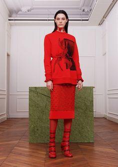 Défilé Givenchy prêt-à-porter femme automne-hiver 2017-2018 3