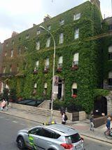 Foto de Ana Lucia Paiga. Rumo a Findhorn passando por Dublin.    #destinocolaborativo    #DCfindhornEUVOU